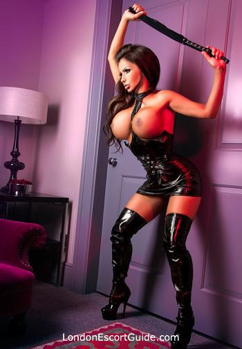 Gloucester Road brunette Rafaela london escort