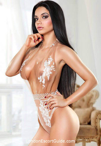 central london brunette Maribel london escort