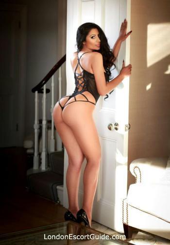 Paddington brunette Dione london escort