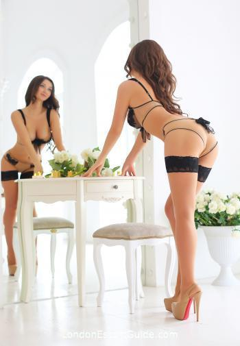 Earls Court brunette Angelika london escort
