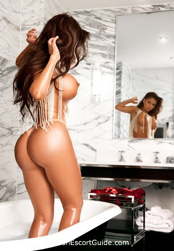 Gloucester Road brunette Rafaela london escort
