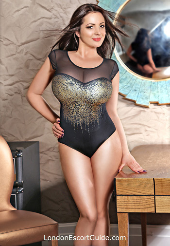 Edgware Road brunette Francesca london escort