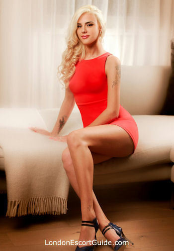 Bayswater blonde Sandra london escort