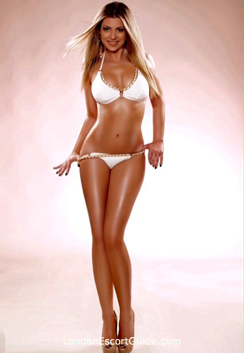 Chelsea blonde Lorena london escort