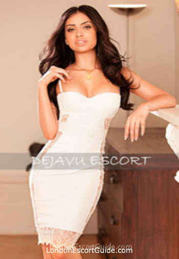 South Kensington brunette Isabelle london escort
