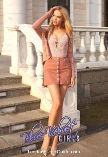 Chelsea east-european Polina london escort