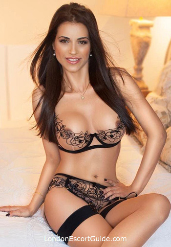 Knightsbridge east-european Flora london escort