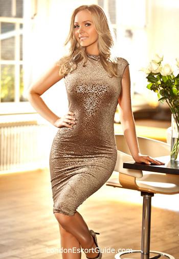 Paddington blonde Electra london escort