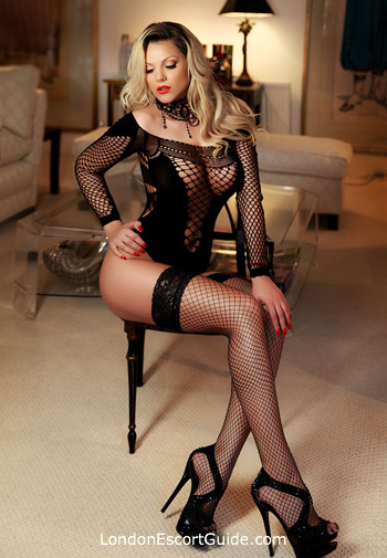 Chelsea east-european Amelia london escort