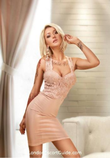 Kensington Olympia blonde Nicole Blonde london escort