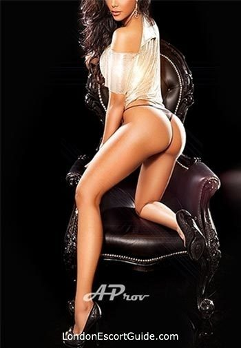 South Kensington elite Pamela london escort