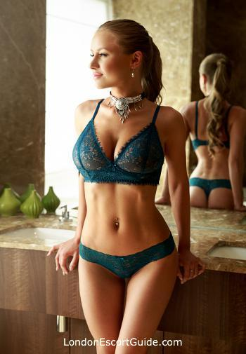 Outcall Only blonde Lucinda london escort