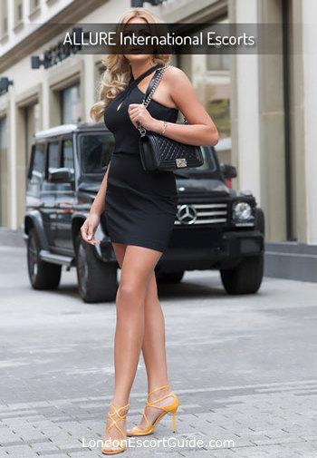 Waterloo blonde Michelle london escort