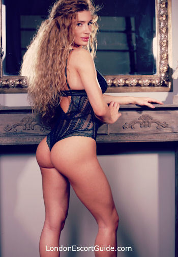 South Kensington blonde Selena london escort
