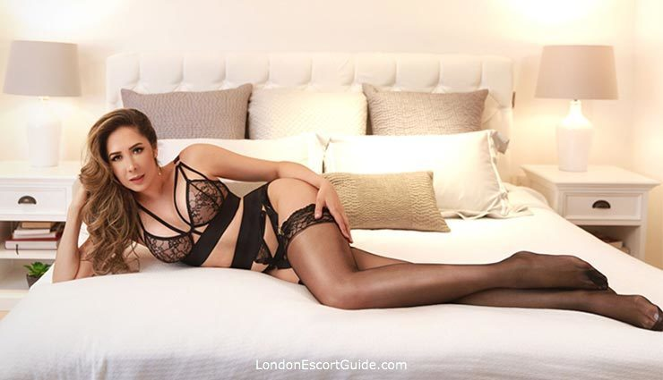 Mayfair elite Michaela london escort