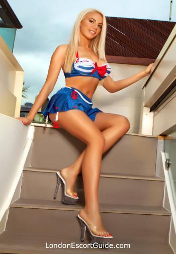 Gloucester Road blonde Yasmina london escort