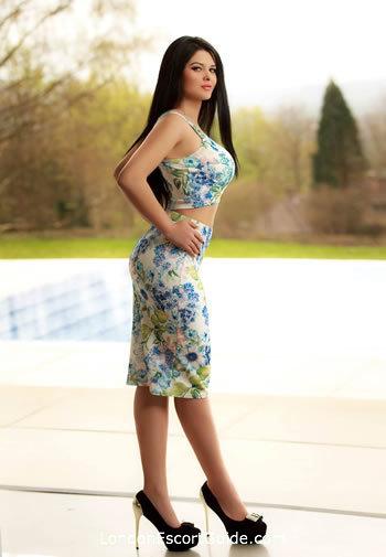 Marylebone a-team Aline london escort