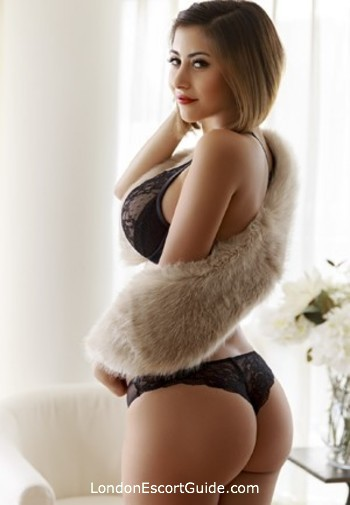 Bayswater brunette May london escort