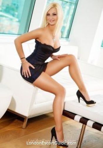 South Kensington blonde Mia london escort
