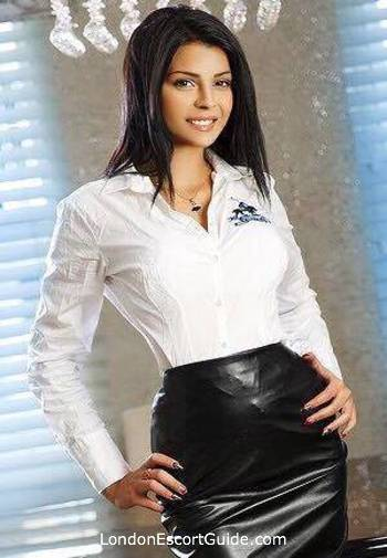Marble Arch brunette Emma london escort