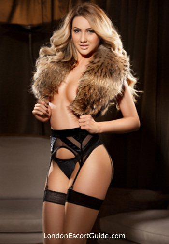 Notting Hill blonde Gabriela london escort