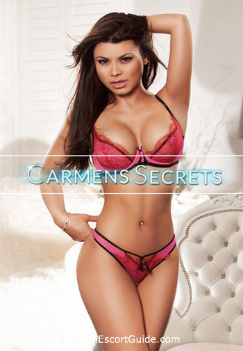 South Kensington latin Gabriella london escort