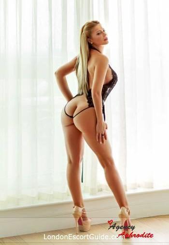 Kensington blonde Azaela london escort