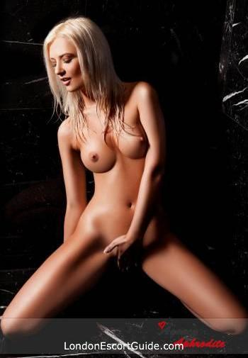 South Kensington blonde Mila london escort