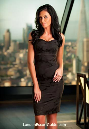 Marylebone brunette Gina london escort