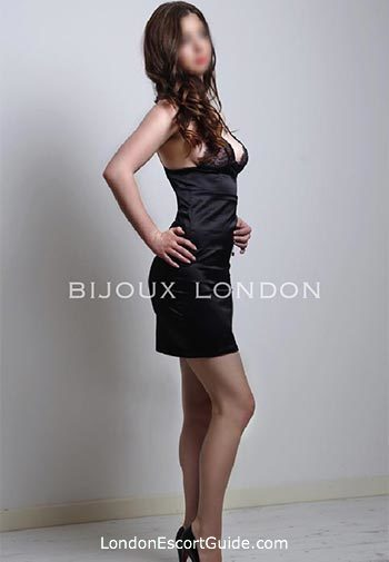 Kensington english Lara london escort
