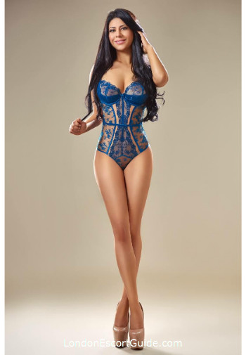 Paddington brunette Violet london escort