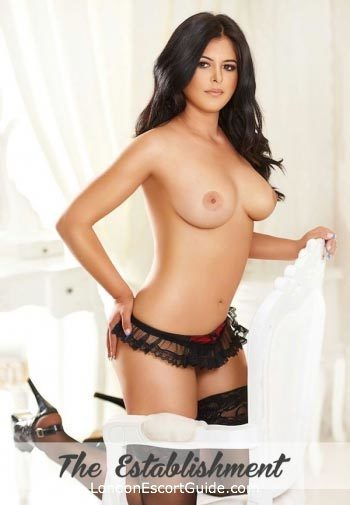 Marylebone a-team Aysha london escort