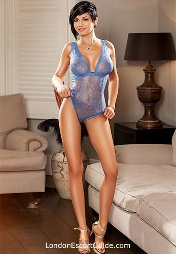 Knightsbridge east-european Barbara london escort