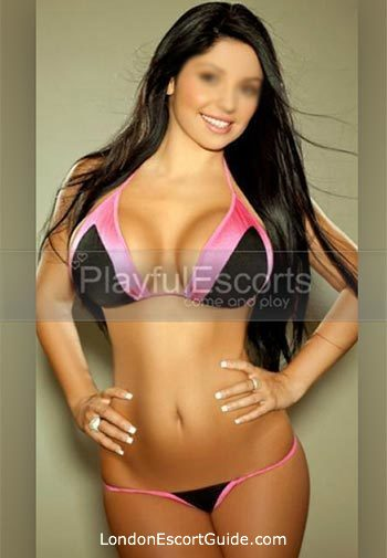 Outcall Only busty Andrea london escort