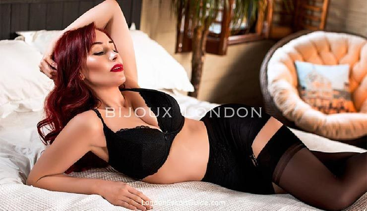 Marylebone east-european Helena london escort