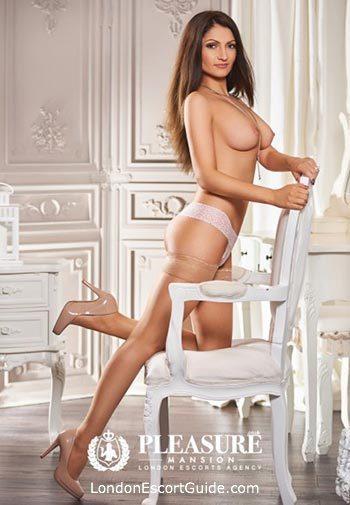 Paddington brunette Lorena london escort