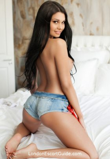 Earls Court brunette Ginna london escort