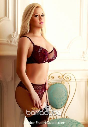 Mayfair busty Leticia london escort