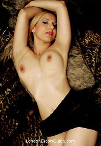 Outcall Only blonde Cici london escort