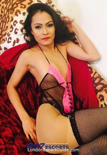 Bayswater brunette Reena london escort