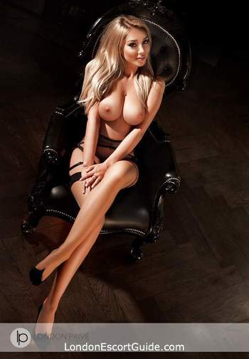 Kensington blonde Caroline london escort