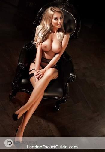 Kensington blonde Caroline london escort