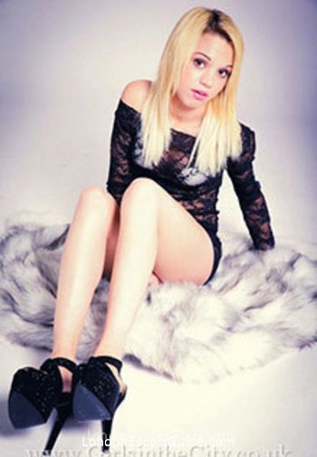central london blonde Monique london escort