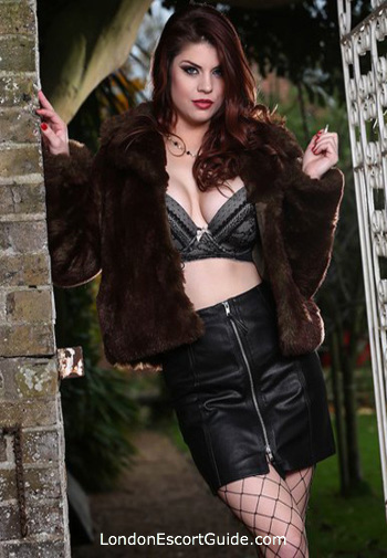 Kensington pornstar Lucia Love london escort