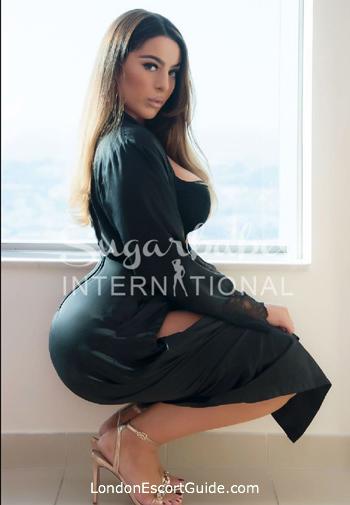 Kensington elite Amani london escort