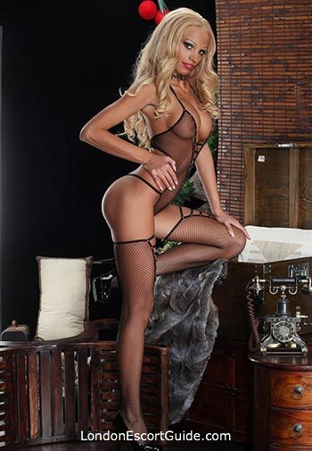 Earls Court blonde Aqua london escort