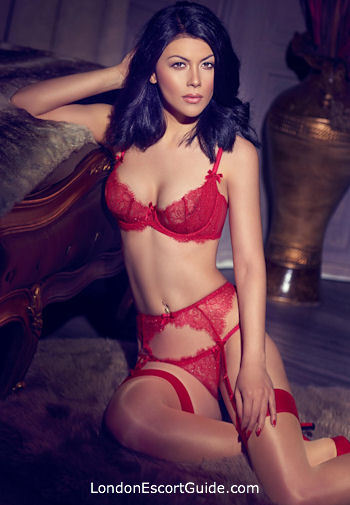 Kensington brunette Sue london escort