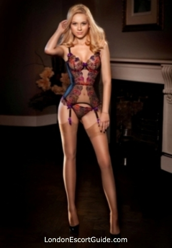 Gloucester Road blonde Raphaela london escort