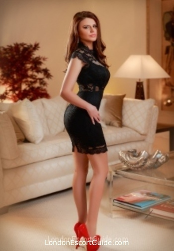 central london brunette Izabela london escort