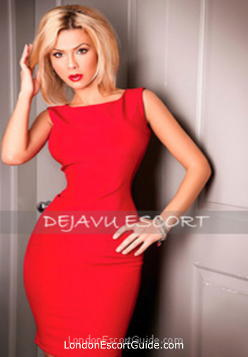 Marble Arch blonde Michaela london escort